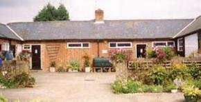 Picture of the front of Walpole Farmhouse