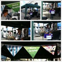 A few snaps from Music in the Market!