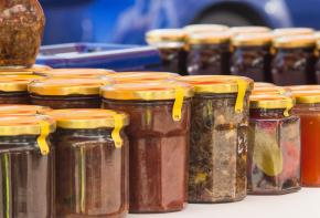 Pickles and Chutneys