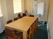 photo of small meeting room at BSTC